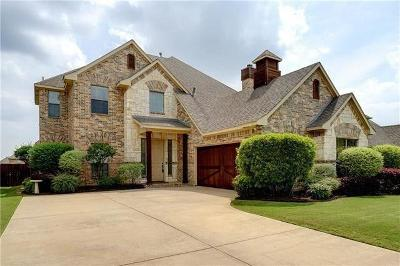 Denton Single Family Home For Sale: 212 Thistle Ridge