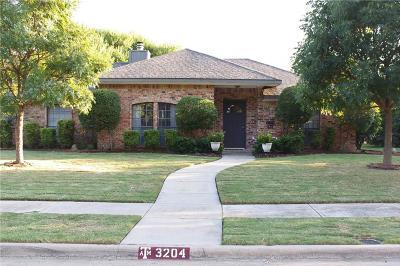 Plano Single Family Home For Sale: 3204 Portside Lane