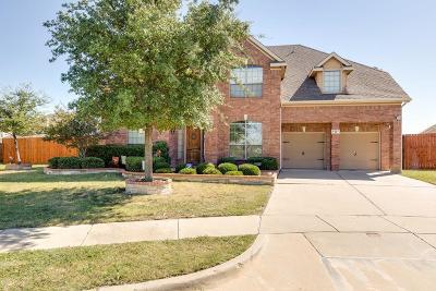 Grand Prairie Single Family Home For Sale: 2207 Talon Street
