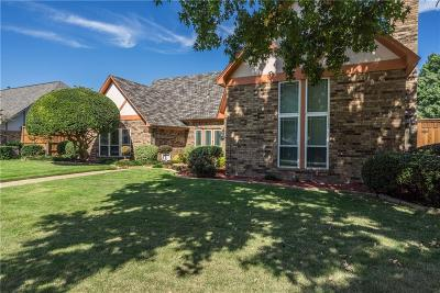 Plano Single Family Home For Sale: 3505 Fredmar Lane