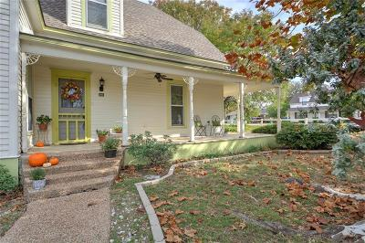 Prosper Single Family Home Active Option Contract: 303 S Parvin Street