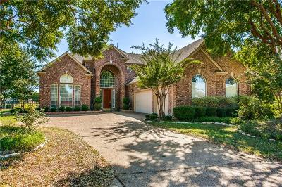 Collin County, Dallas County, Denton County, Kaufman County, Rockwall County, Tarrant County Single Family Home For Sale: 6504 Mesa Ridge Court
