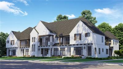 Monticello Add Townhouse For Sale: 505 Monticello Drive