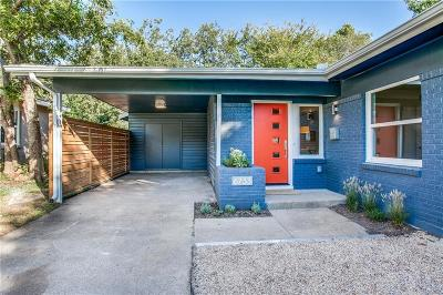 Single Family Home For Sale: 6733 Hialeah Drive