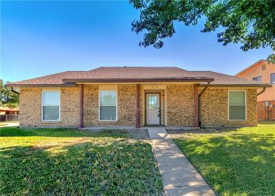 Garland Single Family Home For Sale: 5718 Galaxie Road