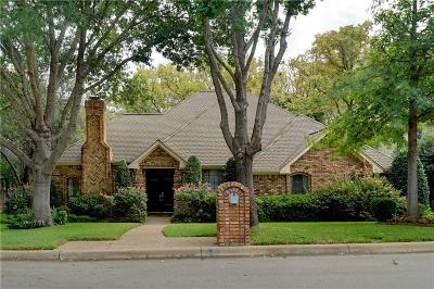 Colleyville Single Family Home Active Option Contract: 4217 Green Meadow Street E