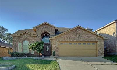 Fort Worth TX Single Family Home For Sale: $229,000