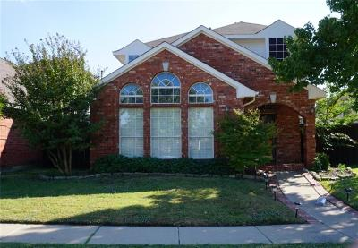 Coppell Single Family Home For Sale: 617 Raintree Circle
