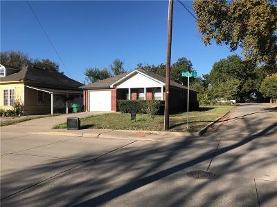 Mckinney Single Family Home For Sale: 508 S Chestnut Street