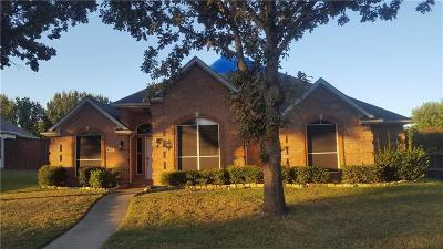 Garland Single Family Home For Sale: 1601 Spring Hollow Lane