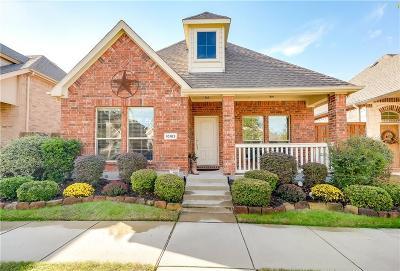 Frisco Single Family Home For Sale: 10183 Boyton Canyon Road