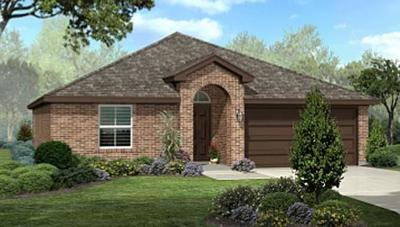 Tarrant County Single Family Home For Sale: 2621 Gains Mill Road
