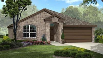 Tarrant County Single Family Home For Sale: 2624 Clarks Mill Drive