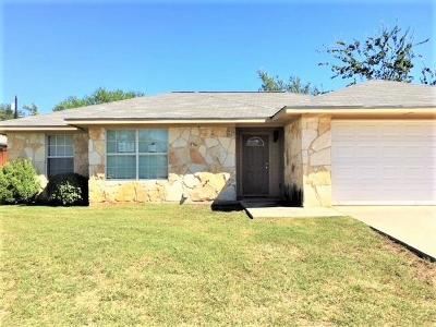 Brownwood Single Family Home For Sale: 2004 8th Street
