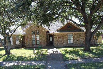 Rowlett Single Family Home For Sale: 4414 Rosebud Drive