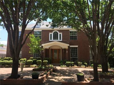 Flower Mound Single Family Home For Sale: 2100 Columbia Drive