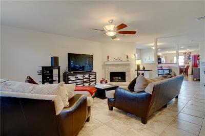Fort Worth Single Family Home For Sale: 2501 Mill Springs Pass