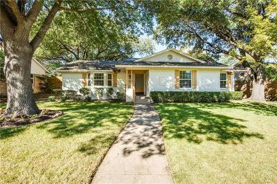 Dallas Single Family Home For Sale: 10515 Yorkford Drive