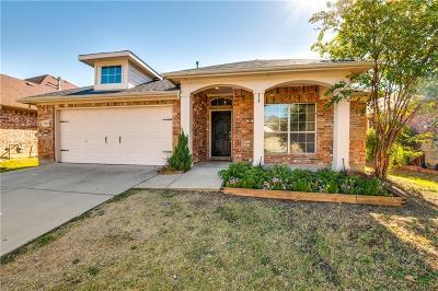 Little Elm Single Family Home For Sale: 2708 Cascade Cove Drive