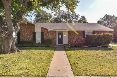 Arlington Single Family Home Active Option Contract: 2505 Concord Drive