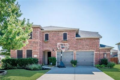Little Elm Single Family Home For Sale: 1420 Condor Drive