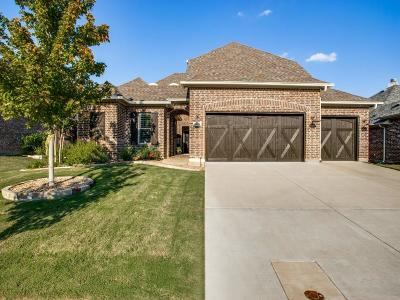 Tarrant County Single Family Home For Sale: 5209 Concho Valley Trail