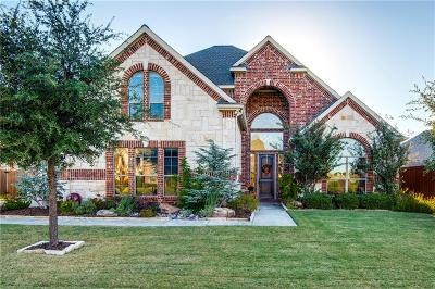 Prosper Single Family Home For Sale: 210 Chapel Hill Drive