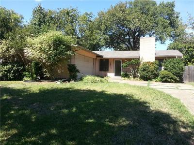 Single Family Home For Sale: 2979 Talisman Drive