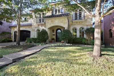 Dallas Single Family Home For Sale: 6623 Vanderbilt Avenue