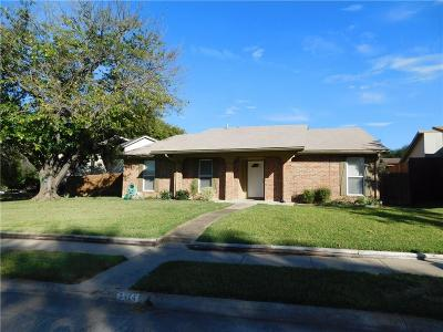 Garland Residential Lease For Lease: 5414 Castleview Lane