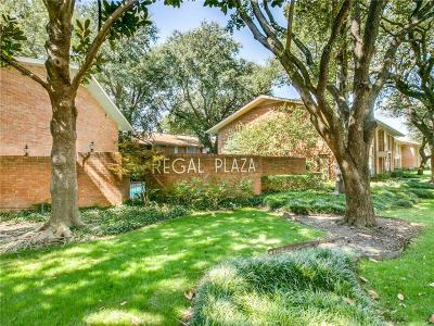 Dallas Condo For Sale: 10023 Regal Park Lane #211