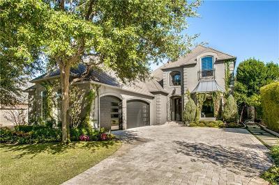 Frisco Single Family Home For Sale: 5918 Arrowhead Drive