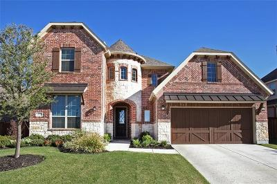 Prosper Single Family Home For Sale: 4890 Rockcress Court