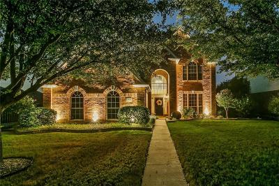 Mansfield Single Family Home For Sale: 2908 Saint Mark Drive