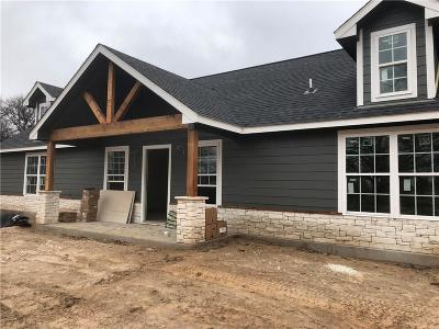 Millsap Single Family Home For Sale: 1668 Poe Prairie Road