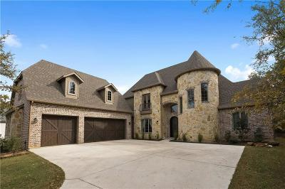 Oak Point Single Family Home For Sale: 1000 Braewood Court