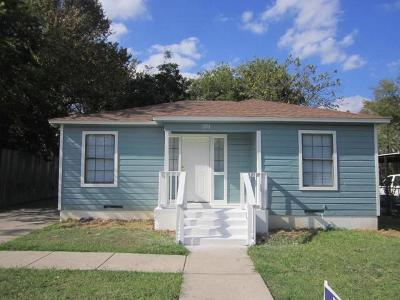 Dallas Single Family Home For Sale: 2553 Kathleen Avenue