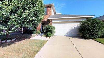 Cross Roads Single Family Home Active Option Contract: 8805 Sagebrush Trail