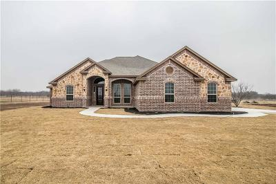 Weatherford Single Family Home For Sale: 611 Dill Road