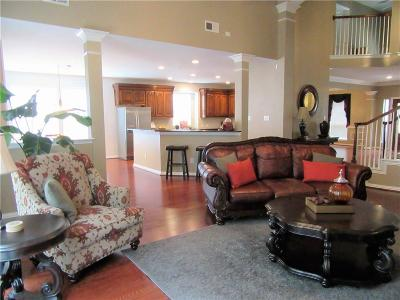 Frisco Single Family Home Active Option Contract: 4518 Voyager Drive