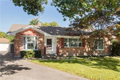 Single Family Home Active Option Contract: 9640 Lynbrook Drive