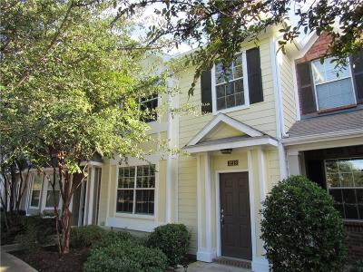 Bedford Townhouse For Sale: 3218 Bedford Road