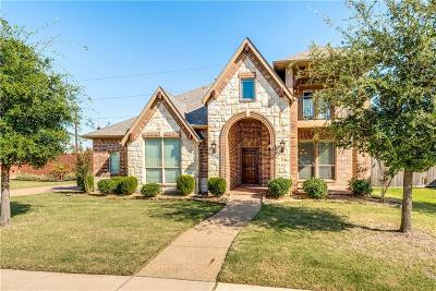 Prosper Single Family Home For Sale: 224 Crown Colony Drive