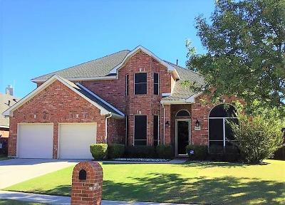 Flower Mound Single Family Home For Sale: 2632 Peachleaf Lane