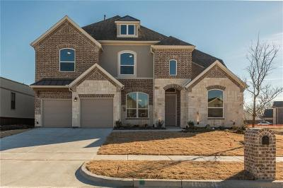 Mckinney Single Family Home For Sale: 7504 Blanco Trail
