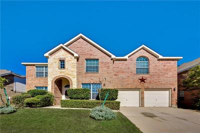 Fort Worth Single Family Home For Sale: 5533 Dunn Hill Drive