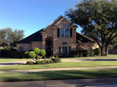 Abilene Single Family Home For Sale: 2434 Whispering Oaks Court
