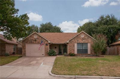 Single Family Home For Sale: 4229 Periwinkle Drive