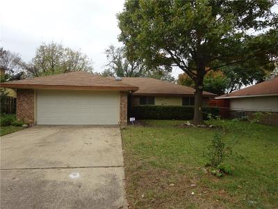 Duncanville Single Family Home For Sale: 1249 Sheree Lane