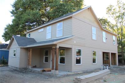Mckinney Single Family Home For Sale: 1102 S Railroad Street